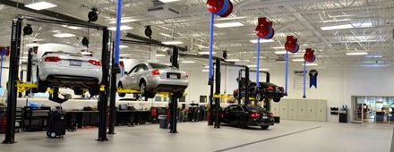 Vehicle Service Industry